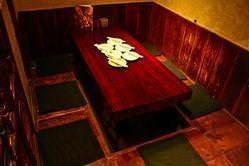 隠れ家個室 × 炭火串焼厨房 くふ楽 西船橋店 店内の画像