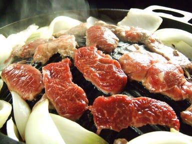 肉の達人 厳選ラム肉 カルニチン堂  コースの画像