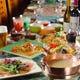 人気のチーズフォンデュを存分に堪能できるコース2,000円(税抜)
