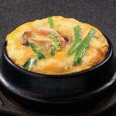 ふんわりケランチム(韓国式たまご焼風茶碗蒸し)