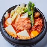 明太子純豆腐チゲ(2~3名様分)