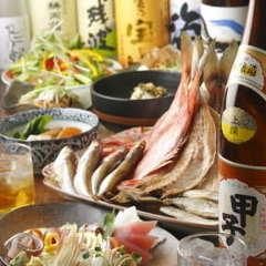 日本酒と串焼き みなと屋 第1 八重洲