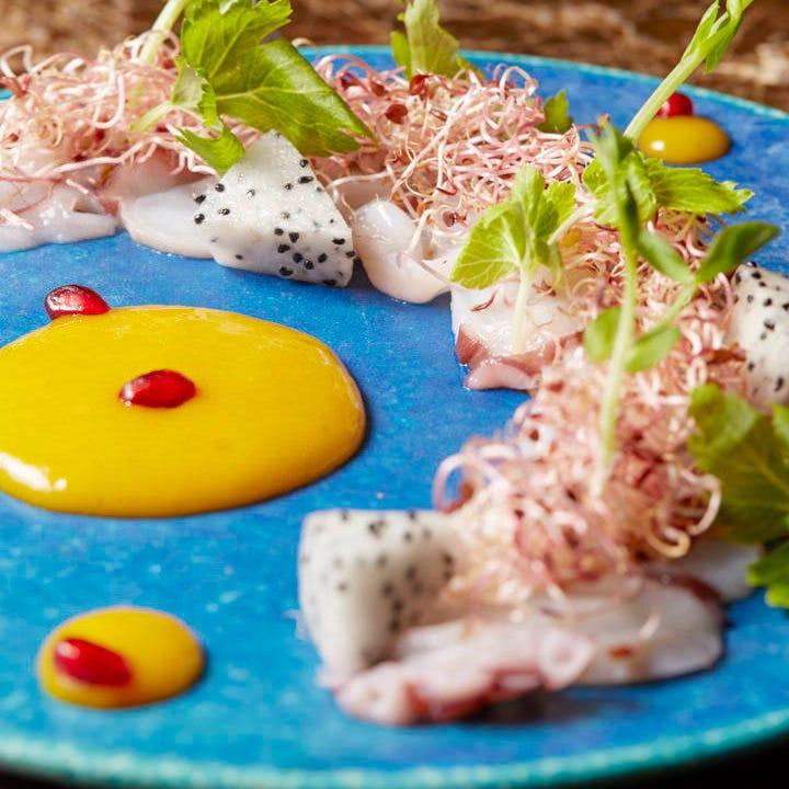 イタリアンやフレンチ、スパニッシュなど欧州料理を幅広くご用意