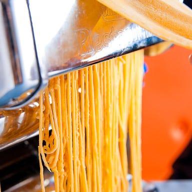イタリア料理 イル・クアドリフォーリオ  こだわりの画像