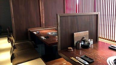 焼肉 大仙 本店 店内の画像