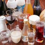 飲み放題プラン 定番のビール、酎ハイ類はもちろん、焼肉宴会には欠かせないマッコリもご用意いたしました