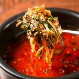ユッケジャンスープ 美味辛牛肉スープ