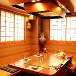 栃木県宇都宮の隠れ家的鉄板焼