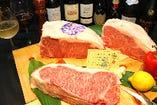 神戸ビーフサーロイン 言わずと知れた日本三大和牛の一つ 世界に通用するのは神戸ビーフだけ 高級牛肉の証  一口噛めば、最上級の甘みが口いっぱいに広がります!