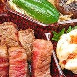 ステーキのテイクアウトなら是非、世里花で!事前にご注文頂くとスムーズにお渡し可能です。