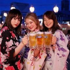 立川天空ビアガーデン2020 BBQ