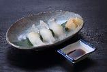 おすすめメニュー No.3 寿司