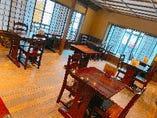 最大33名様までご利用可能な座敷有。慶事・法事や大宴会に最適