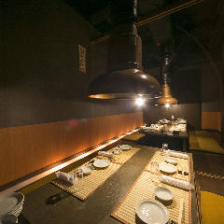 個室でゆったり焼肉宴会!