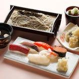 寿司御膳「梅」