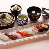 寿司御膳「竹」