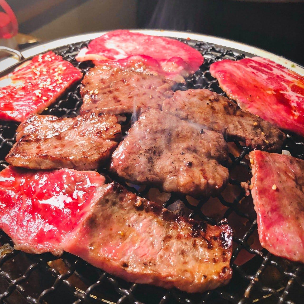 焼肉 もつ鍋 一慶 上川端店