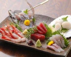 愛媛県産直鮮魚入りお刺身五種盛り