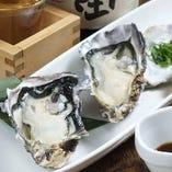 産直岩牡蠣