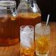 自家製ジンジャエールは割ってもそのまま飲んでも人気です。