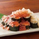 北海のっけ寿司