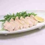 レモンチキン(冷製)