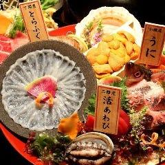 【全席個室】海鮮と串焼 珀や (ひゃくや)札幌駅北口店