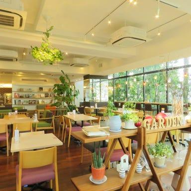 家カフェ+Garden  店内の画像