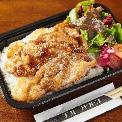 イベリコ豚の生姜焼き丼