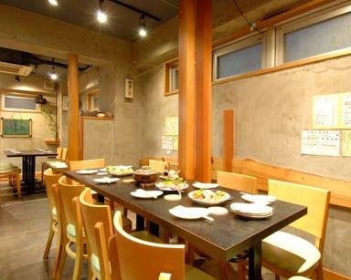 手作り家庭料理 あおば 大井町酒場 店内の画像