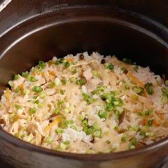 【3位】ほっこり土鍋炊込みご飯