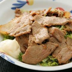 豚肩ロース生姜焼