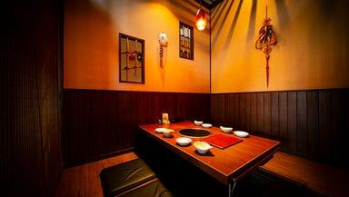 韓食ダイニング ビストロ グー 南草津店 店内の画像