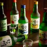 韓国料理にはやっぱりチャミスルが合う!