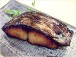 白身魚西京焼