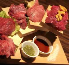 肉好き必見!シェフ厳選の肉料理!