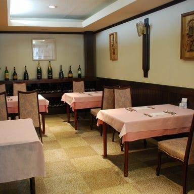 レストランやまもと  店内の画像