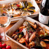 【新鮮魚介】 築地直送鮮魚を使った逸品をお楽しみください