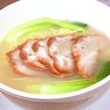 叉焼(チャーシュー)麺