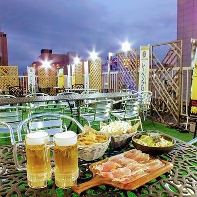ビアガーデン&BBQ DiningBar Resortsky~リゾートスカイ~ コースの画像