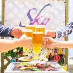 ビアガーデン&BBQ DiningBar Resortsky~リゾートスカイ~