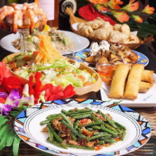 日本人好みのアジアン料理