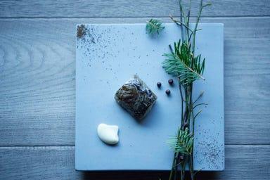 Cuisine regionale L'evo キュイジーヌ・レジョナル・レヴォ コースの画像