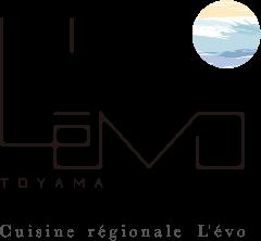 Cuisine regionale L'evo キュイジーヌ・レジョナル・レヴォ