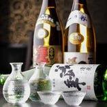 銘柄日本酒&本格焼酎【国内】