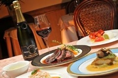 フランス料理レストラン バリエ