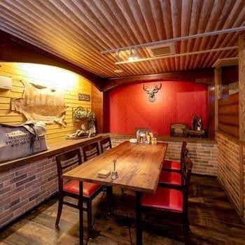 ステーキ酒場 ウエスタンズ  店内の画像