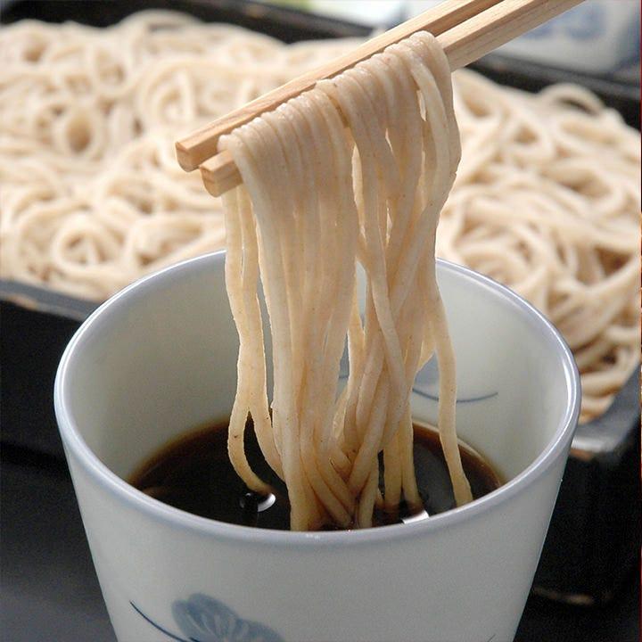 江戸の伝統を継承する「外二蕎麦」