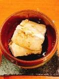 自家製じーまみ豆腐