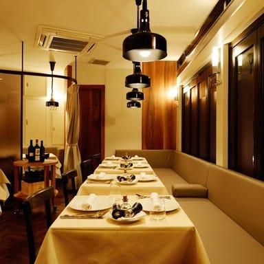 オステリア ルッカ Osteria Lucca  店内の画像